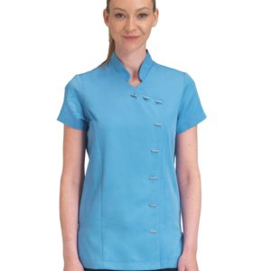 Dennys Ladies Button Beauty Tunic Thumbnail